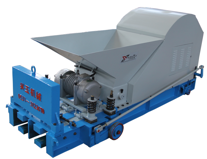 Concrete Extrusion Machine : Concrete fence wall post machine