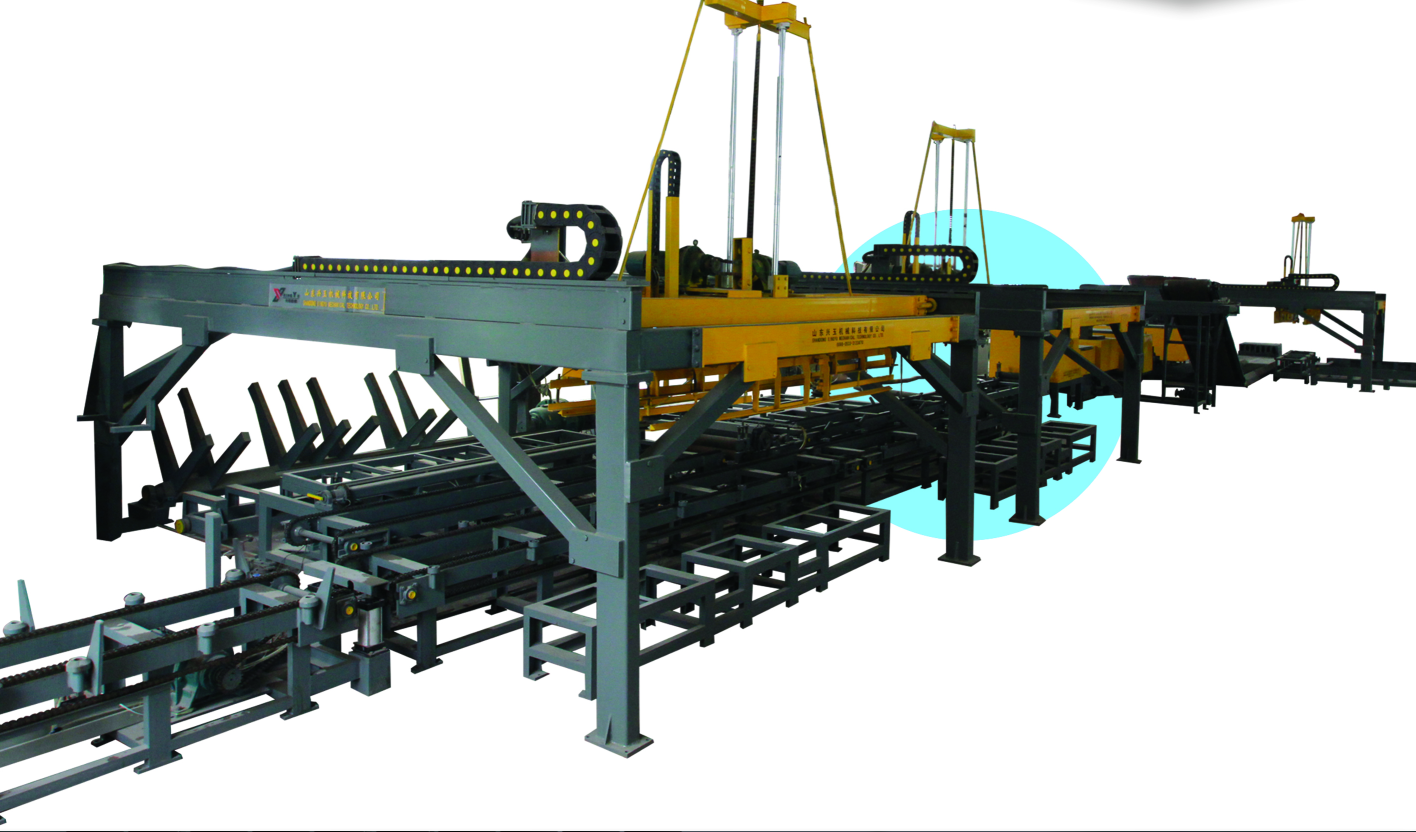 Full Automatic Wall Panel Production Line