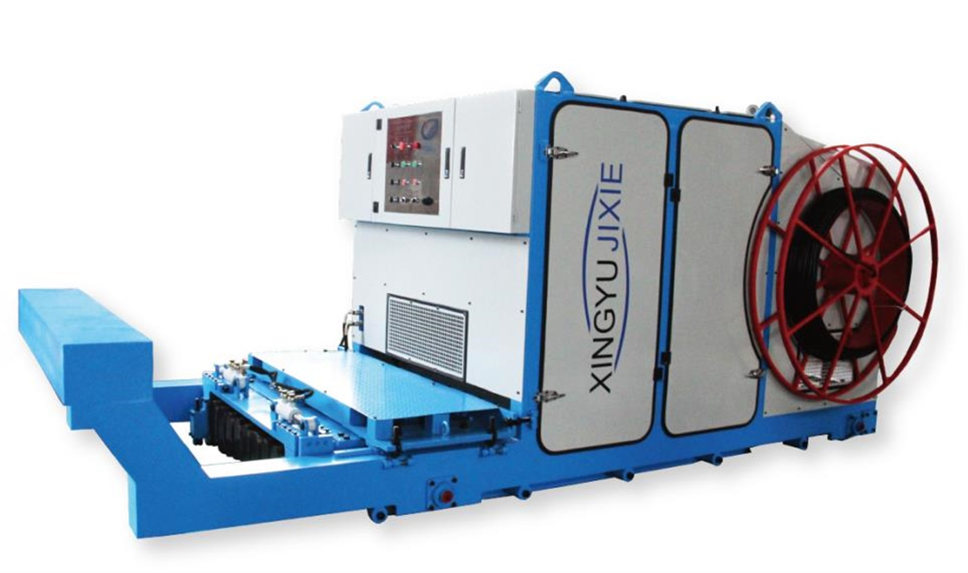 Concrete Extrusion Machine : Precast concrete elements extrusion machines